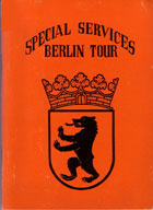 1958 Berlin Booklet Cover