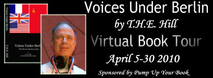 Voices Under Berlin Virtual Book Tour April 2010 logo