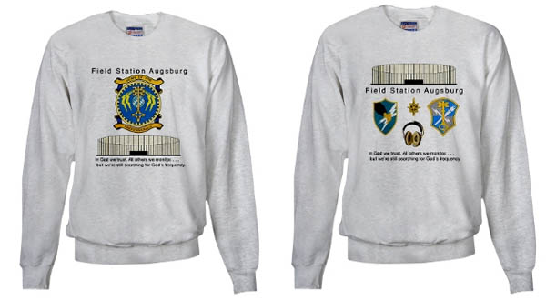 Field Station Augsburg Sweat Shirts