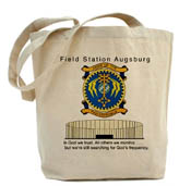 Field Station Augusburg Tote