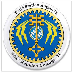 Field Sation Augsburg Reunion Button