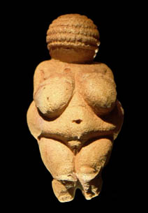 Venus of Willendorf, Vienna